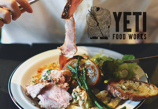 YETI FOOD WORKS